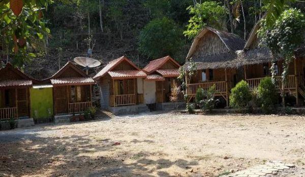 Griya Kusuma Bamboo Lengkung