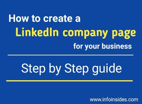 How to create a LinkedIn company page