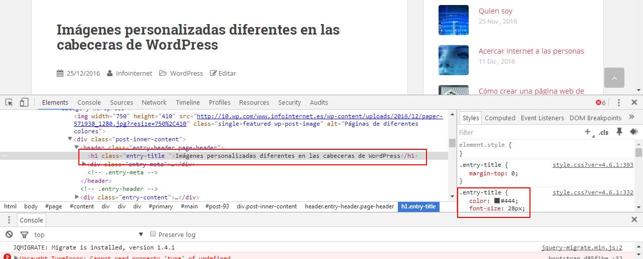 Cambiar el color de fondo o del menú de un tema de WordPress ...