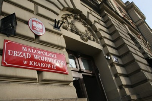 Urząd Wojewódzki Fot. Małopolski Urząd Wojewódzki