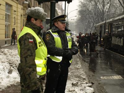 W trosce o czyste i bezpieczne krakowskie chodniki