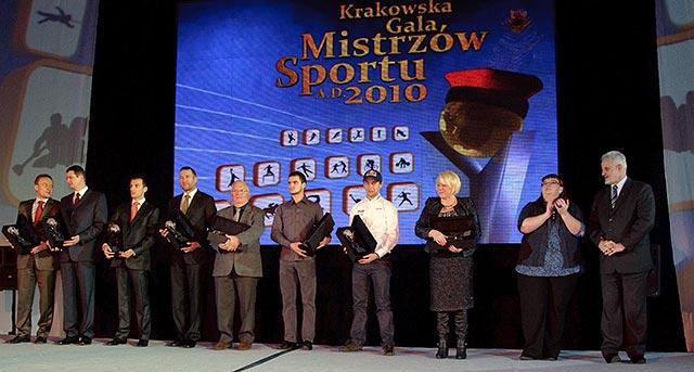 Mistrzowie Sportu Nagrodzeni