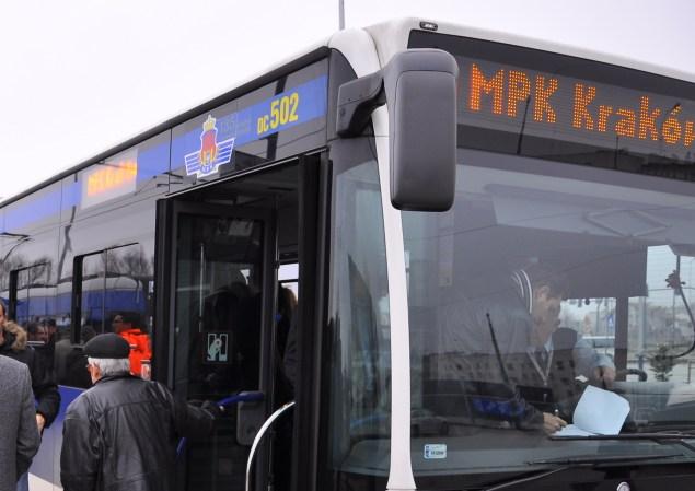 MPK autobus. Fot.www.InfoKrakow24.pl