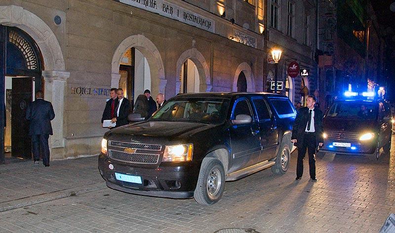 Grupa G6 spotyka się w Krakowie