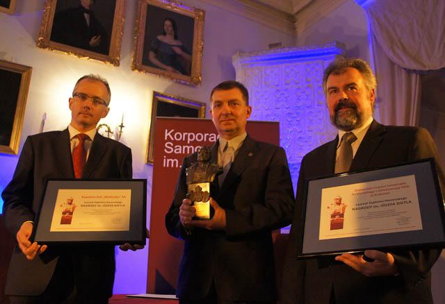 Święto Patrona Krakowa - Nagroda im. Józefa Dietla