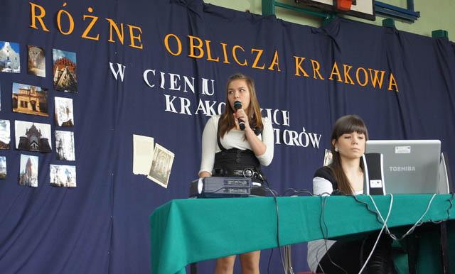Różne oblicza Krakowa w XI LO