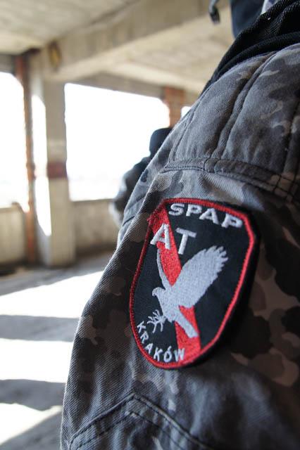 Ćwiczenia SPAP Kraków (fotorelacja)