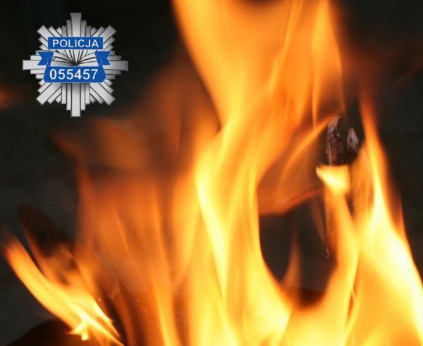 Tarnów - Zatrzymany przez policjantów podpalacz, na co dzień jest strażakiem ochotnikiem