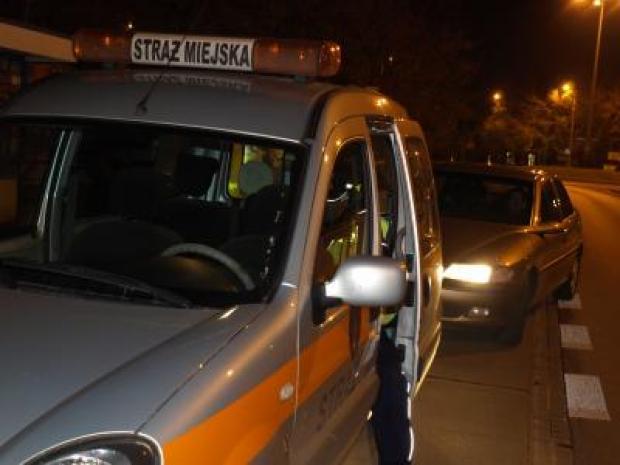 SMMK-zatrzymanie.Fot. Straż Miejska Miasta Krakowa
