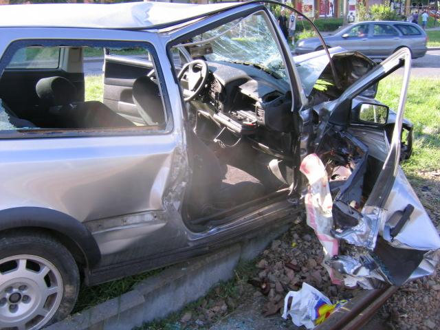 Tragiczny wypadek w Krakowie;kierowca miał 4,48 promila ( zdjęcia )