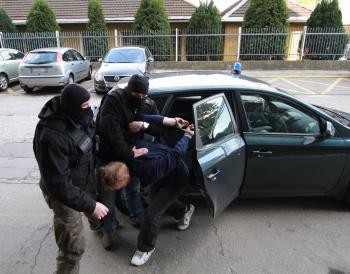 Policja zatrzymała włamywaczy