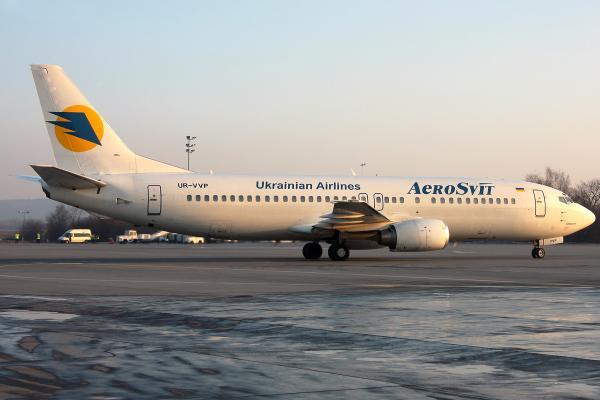 Ekspansja AeroSvitu w Krakowie