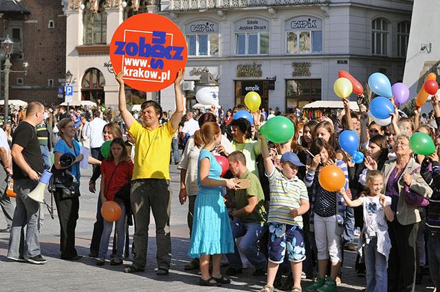 Magiczny Kraków ma 15 lat !!! - Sto Lat Sto Lat... (zdjęcia)