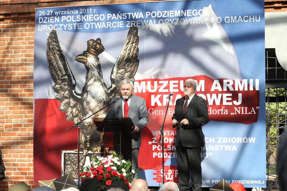Muzeum Armii Krajowej otwarte (zobacz zdjęcia)