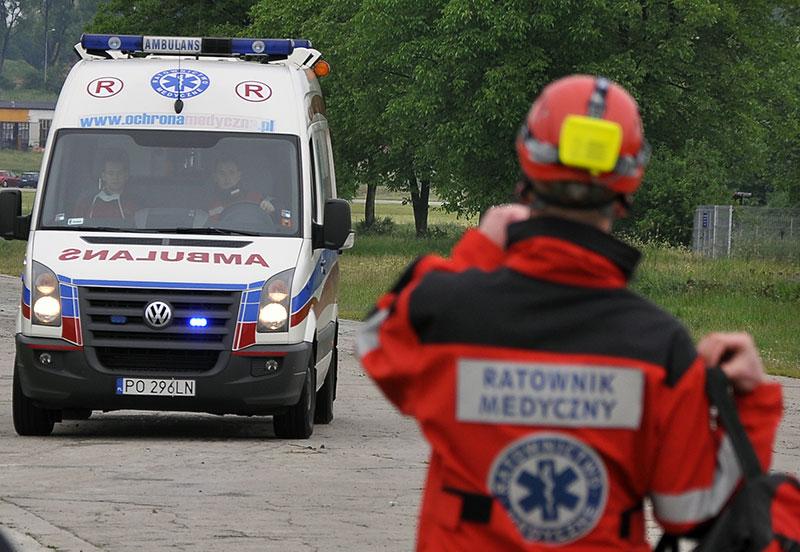 Trzech 18 - latków zginęło w wypadku drogowym w Podgórskiej Woli