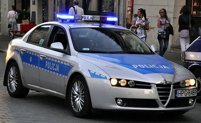 """Wzmożone patrole krakowskiej """"drogówki"""""""