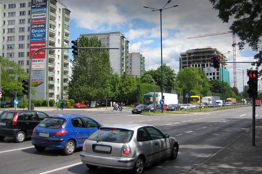 By było lepiej musi być ... - Utrudnienia na ulicy Opolskiej
