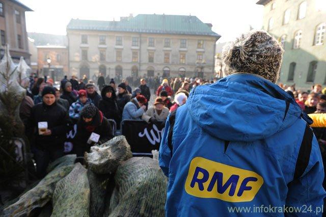 Choinkowe tournée RMF-u zakończyło się w Krakowie [ZDJĘCIA]