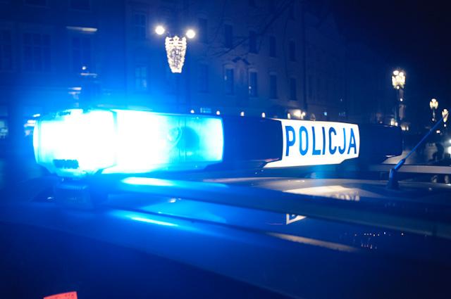 policja-kogut. Fot.Michał Nowak/InfoKraków24
