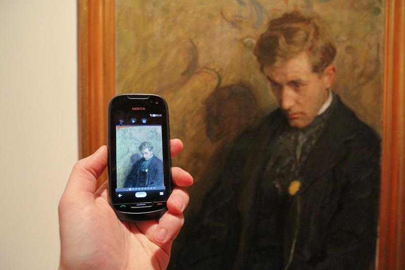 Nokia zbliża do sztuki