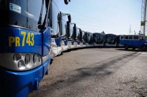 autobusy solaris zikit mpk komunikacja miejska. Fot. Michał Nowak/ InfoKraków24