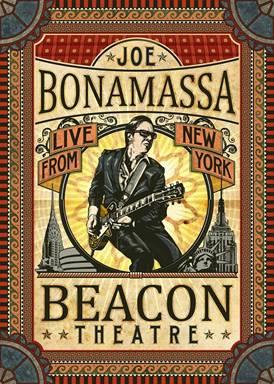 JOE BONAMASSA  nowe DVD w marcu!
