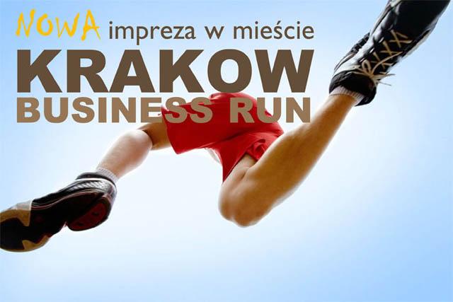 Ruszyła rejestracja do Krakow Business Run 2013