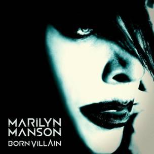 MARILYN MANSON  prezentuje okładkę nowej płyty!