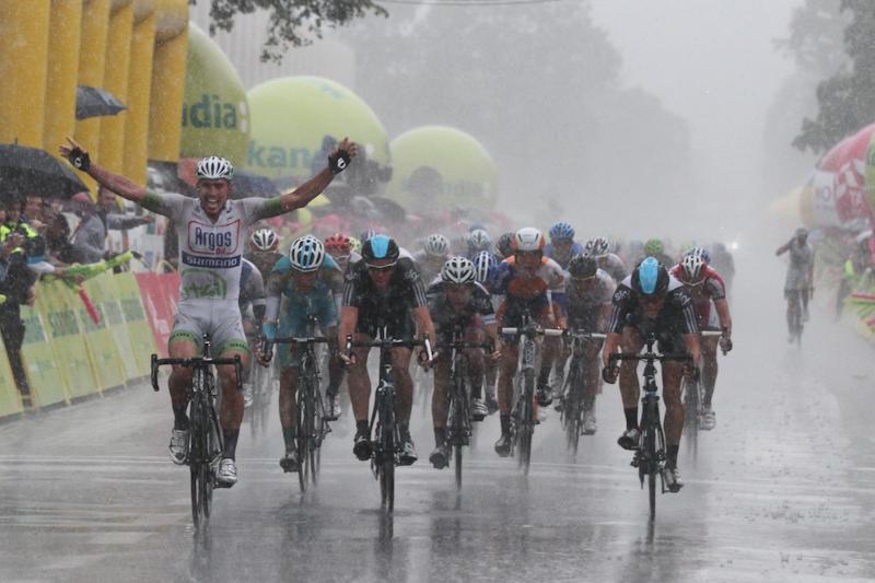 Tour de Pologne ? z ziemi włoskiej do Polski