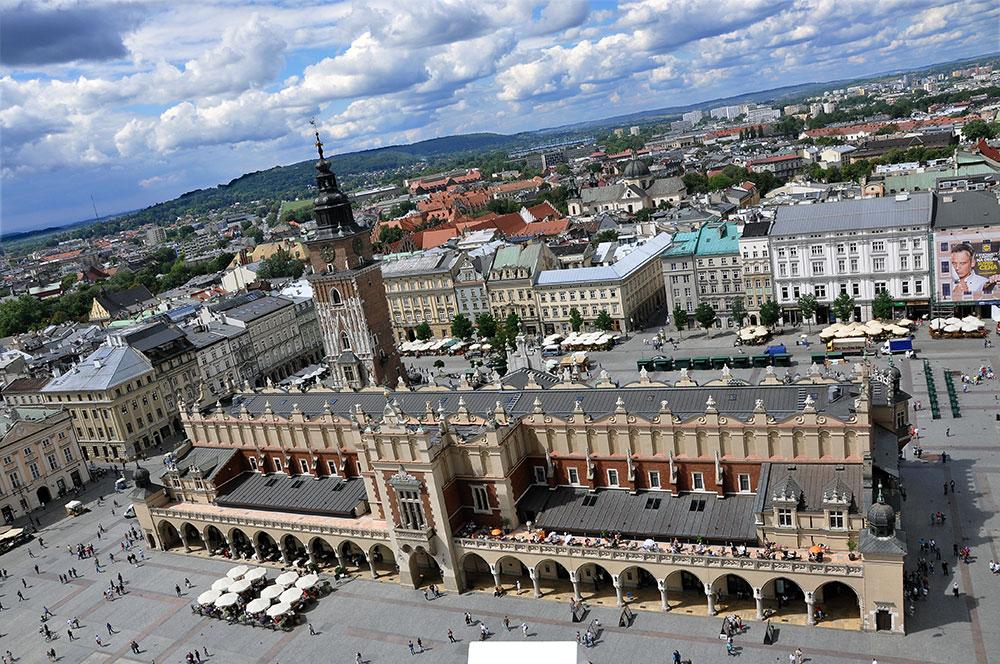 Andrzej Wajda i Aleksander Biborski patronami skwerów w Krakowie?