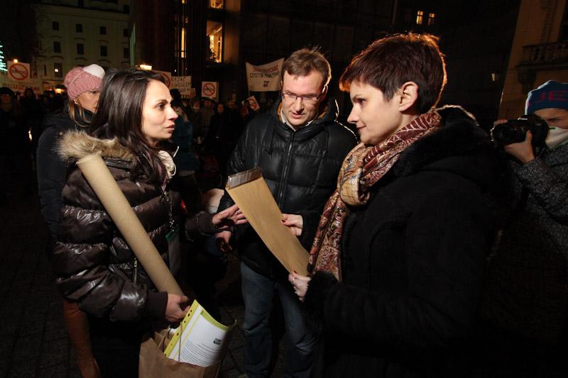 Marsz antysmogowy w Krakowie [ fotorelacja ]
