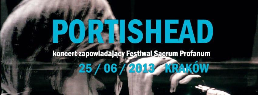 Portishead: koncert zapowiadający 11. Festiwal Sacrum Profanum