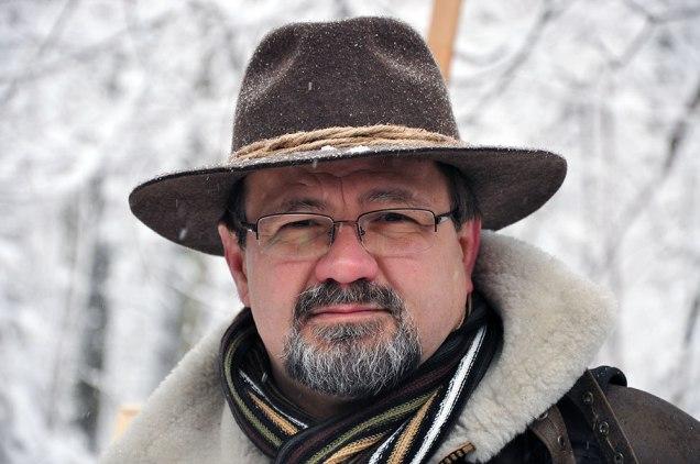 Waldemar Domański dyrektor Biblioteki Polskiej Piosenki. Fot. Bogusław Świerzowski / INFO Kraków24