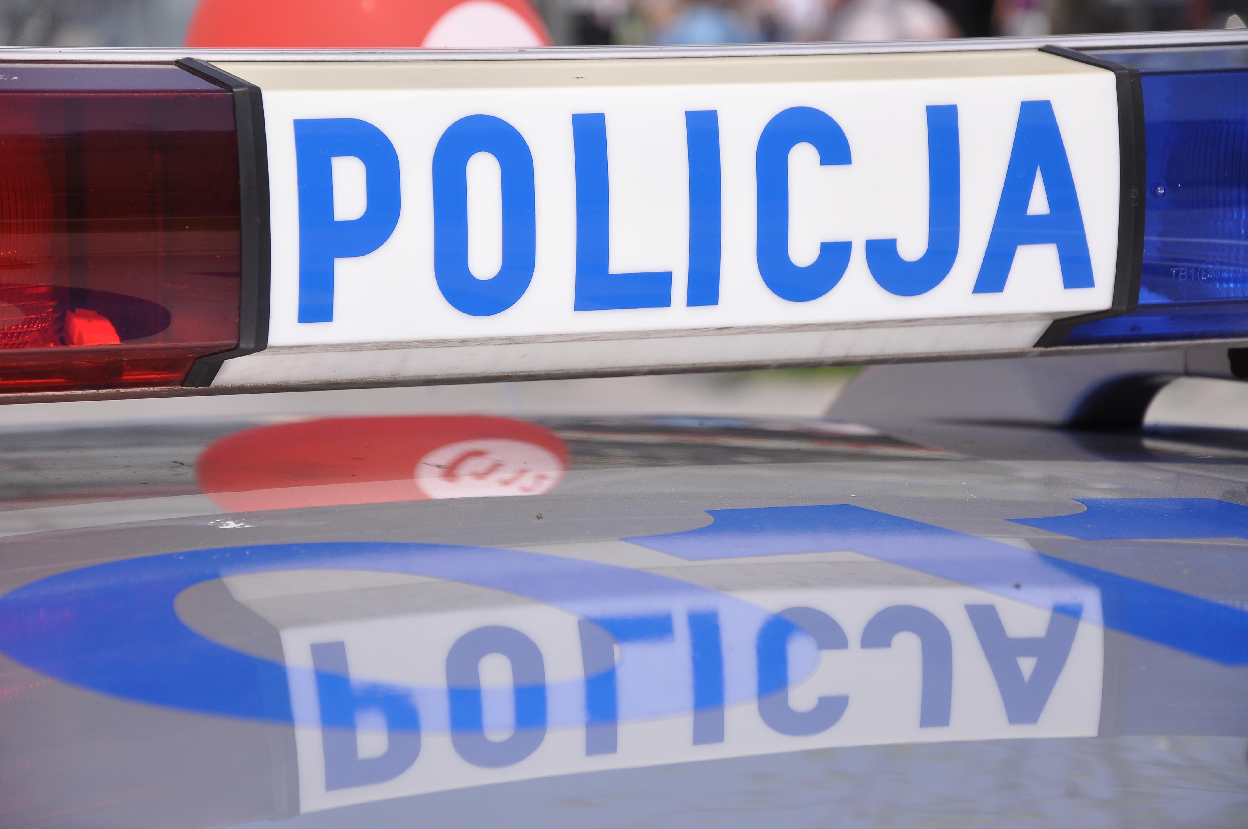Komunikat: Policja poszukuje świadków wypadków