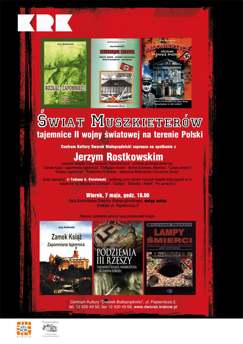Muszkieterowie – na tropie polskich tajemnic II wojny światowej