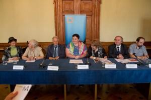 Noc muzeów - odsłona dziesiąta . Konferencja zapowiadająca NOC MUZEÓW 2013. Fot. Jan Graczyński/INFO Kraków24