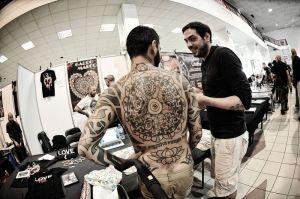 Tattoofest 2013. Fot. Grzegorz Łyko / INFO Kraków24