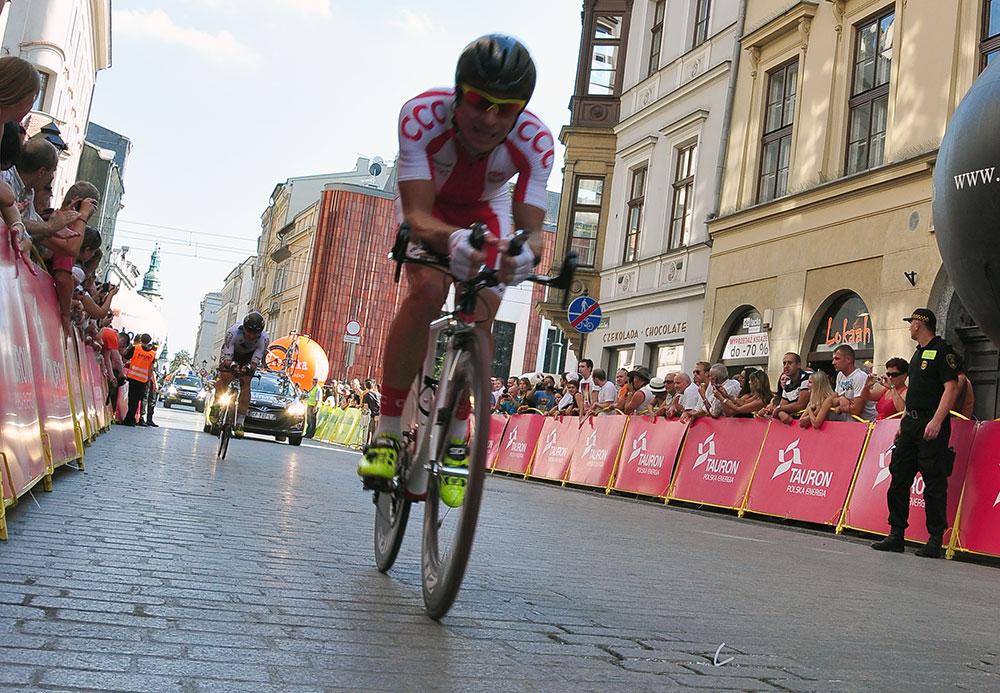 Krakowski Finał Tour de Pologne [ zdjęcia ]