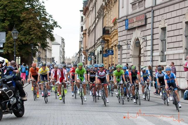 Tour de Pologne 2013.Fot. Jan Graczyński / INFO Kraków24