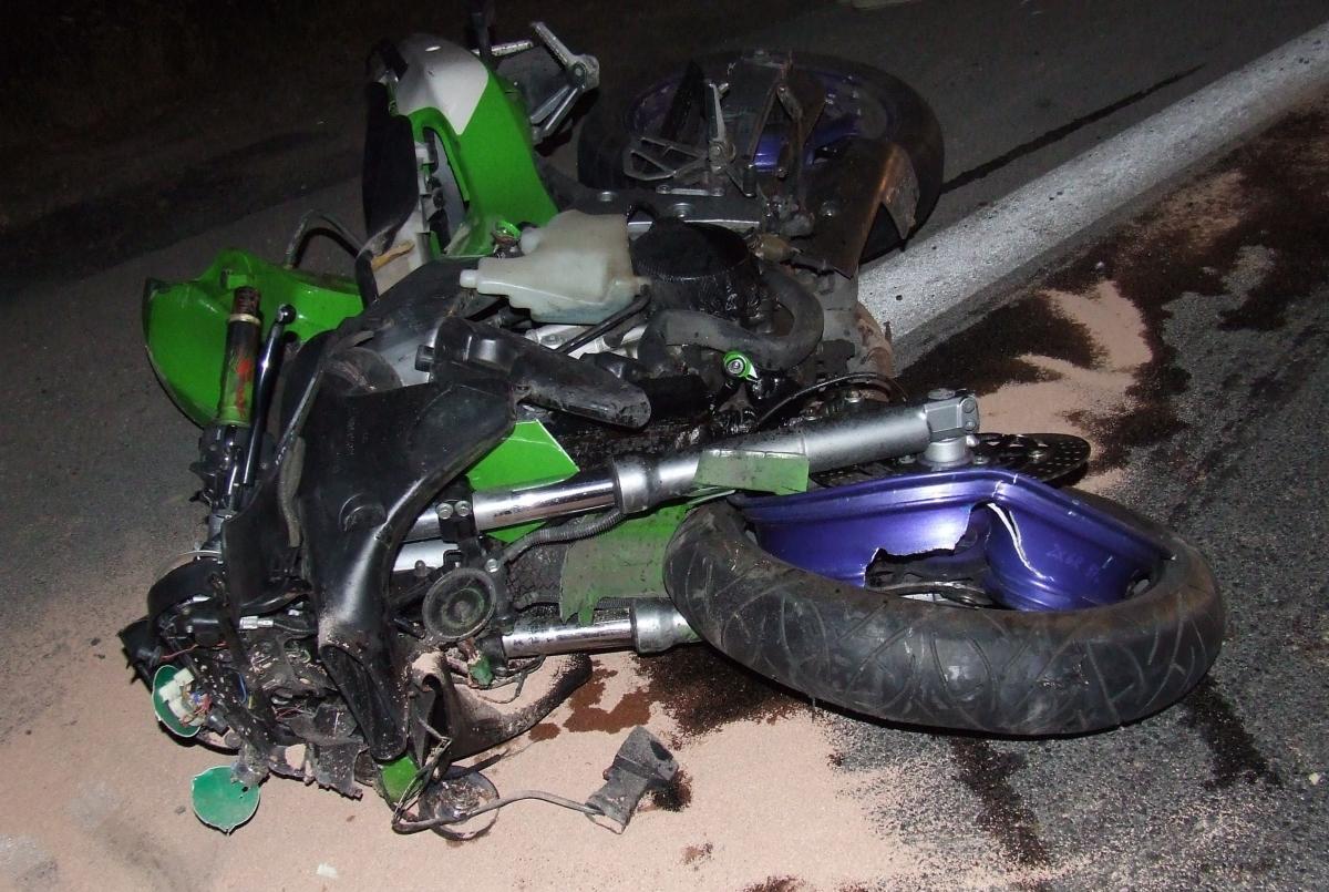 Nowy Sącz: W wypadku drogowym w Bilsku zginął 23-letni motocyklista