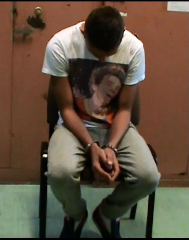 18-letni oszust. Fot. Policja