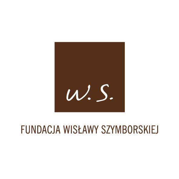 W.S-Logo- Fundacja Wisławy Szymborskiej