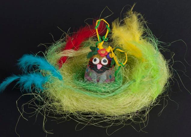 Kurczak w zieleni, Fot.L. Kostuś