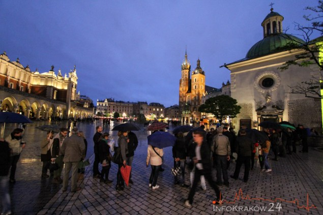 Noc Muzeów 2014. Fot. Jan Graczyński / INFO Kraków24