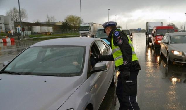 Policja-kontrola trzeźwości