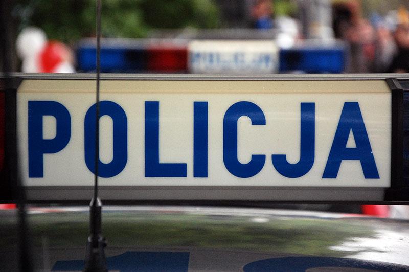 Policjanci zatrzymali złodziei rusztowań