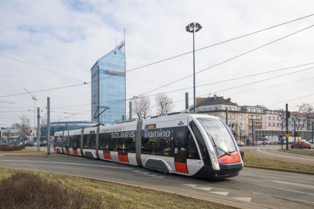 Solaris tramino Foto: Tomasz Bielecki/MPK Kraków