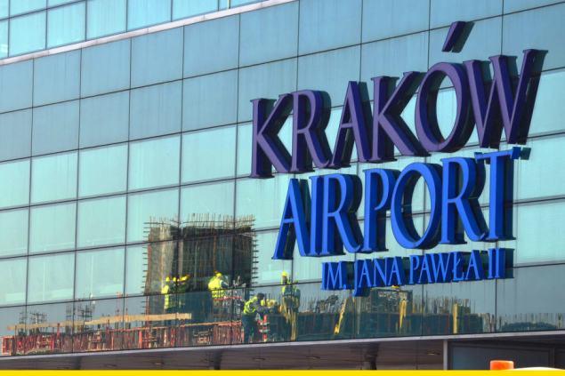 Foto: Kraków Airport