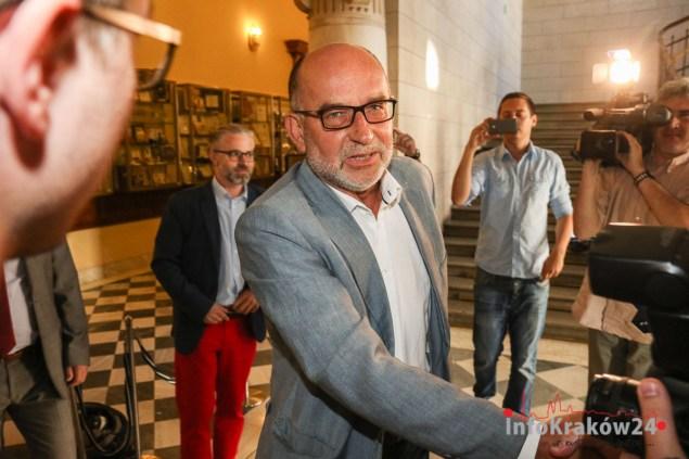 Jan Tajster nowym dyrektorem ZIKiT. Fot. Jan Graczyński / INFO Kraków24