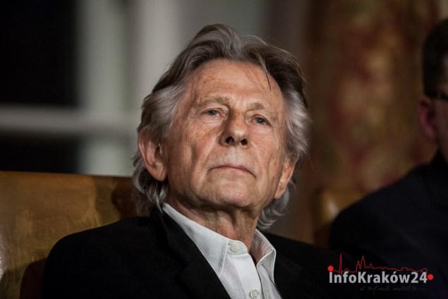 Roman Polański. Fot. Jan Graczyński / INFO Kraków24